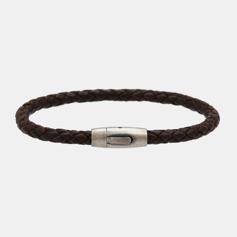 Filip armband brun