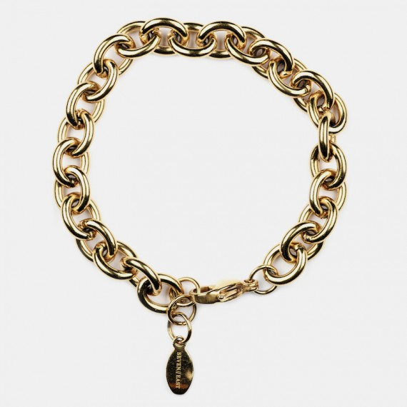 Ally armband guld