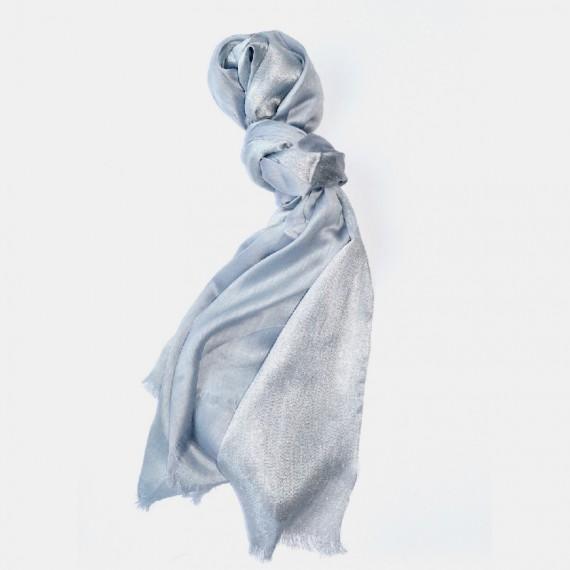 Glamour sjal grå
