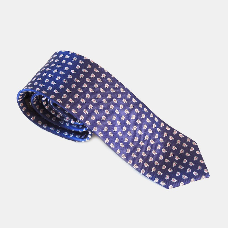 Ängelholm slips blå