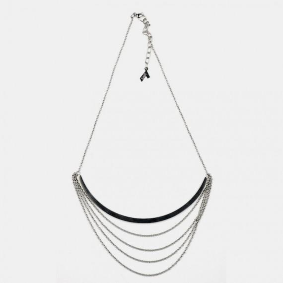 Chipiona Halsband Silver