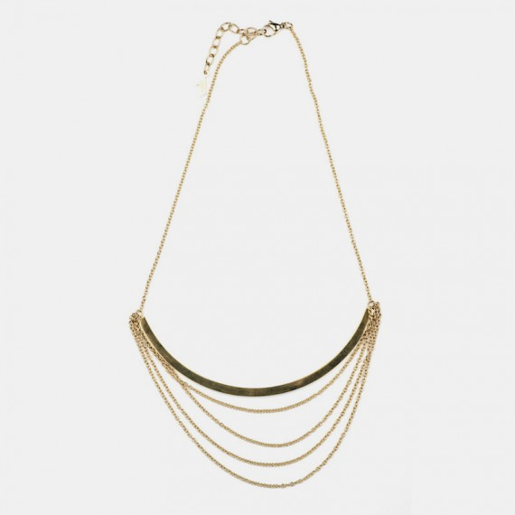 Chipiona Halsband Guld