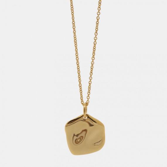 Campina Halsband 90cm Guld