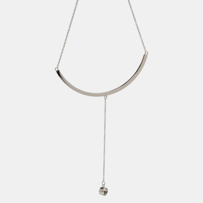 Carballo Halsband Silver