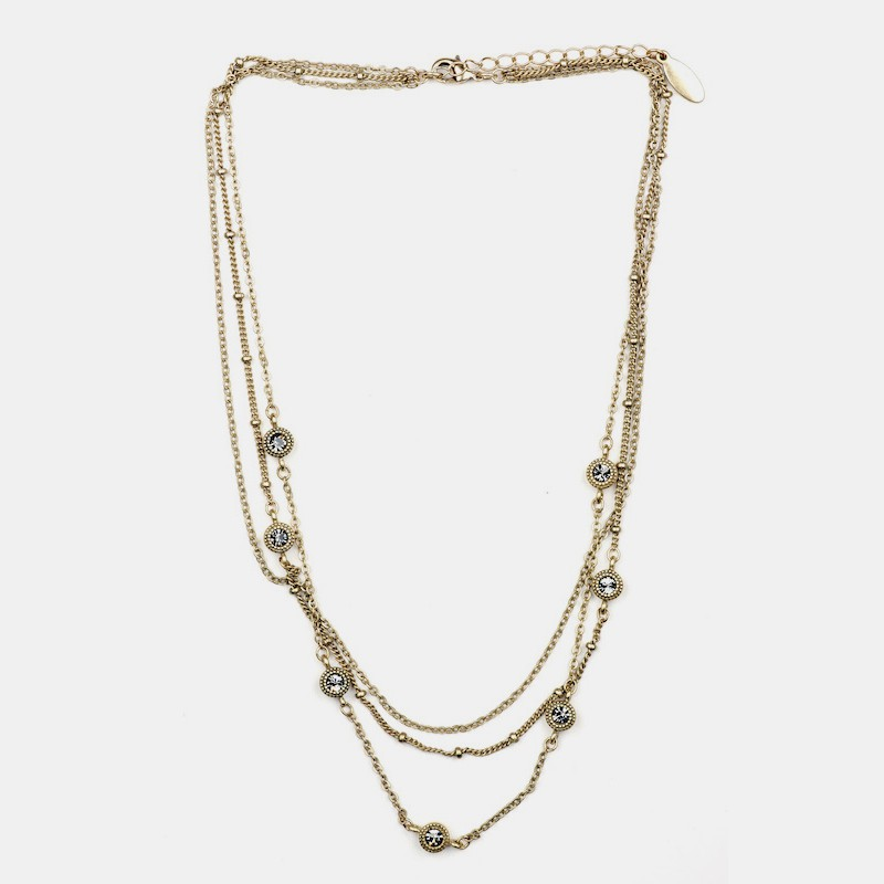 Estepona Halsband Guld