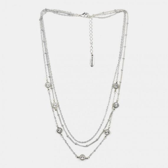 Estepona Halsband Silver