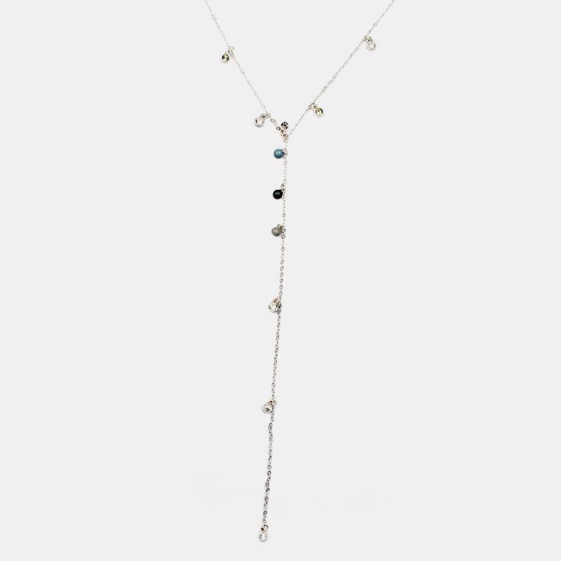 El Campello Halsband Silver