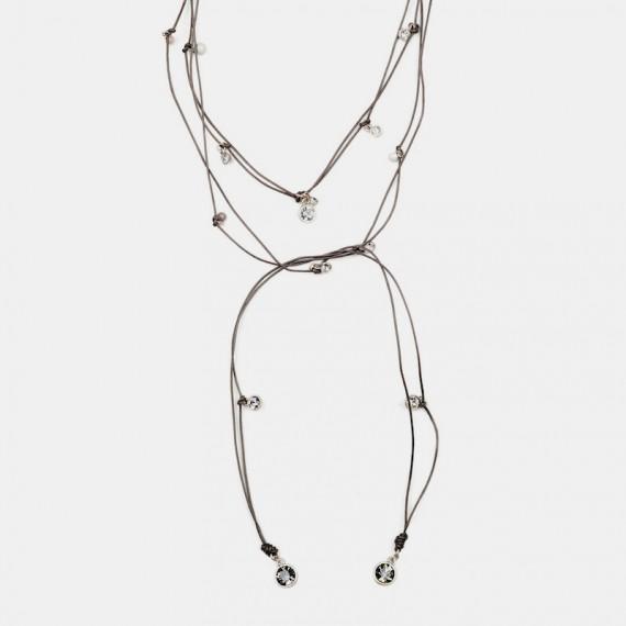 Eibar Halsband Brun