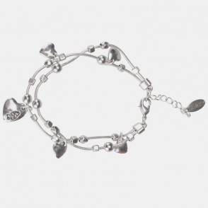 Girona Armband Silver