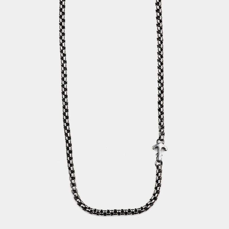 Mogan Halsband Stål