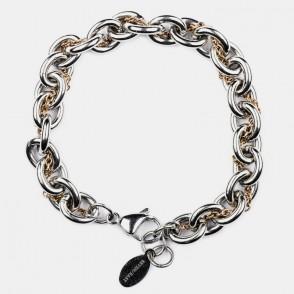 Chain Armband rosé
