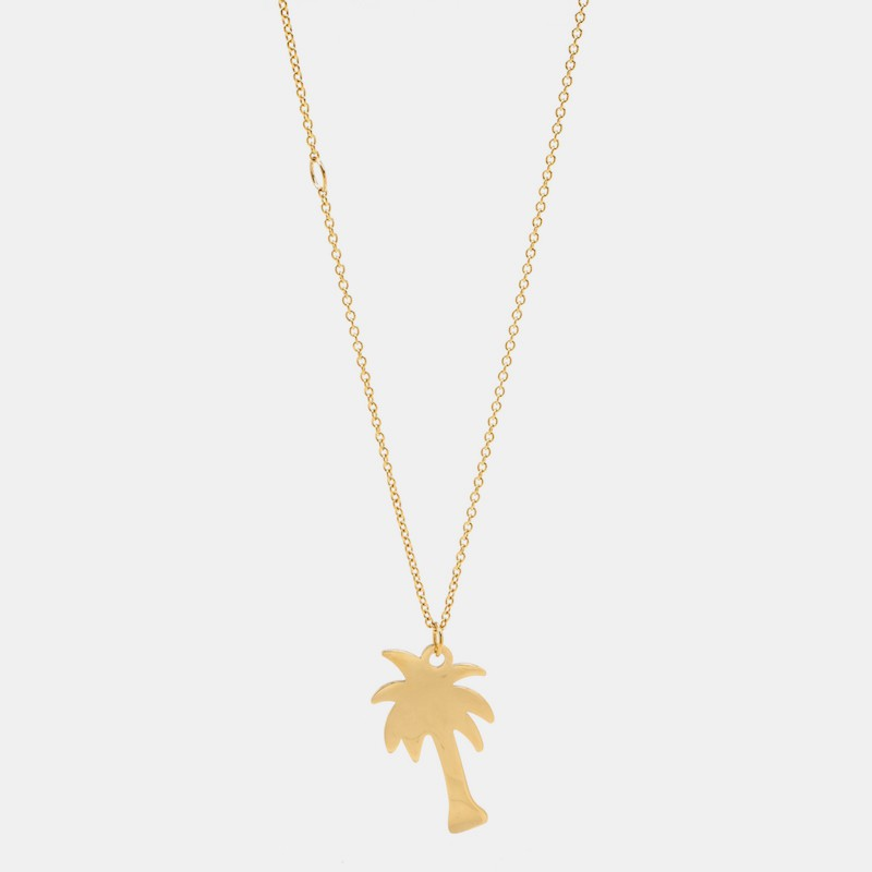 Mumbai Halsband 90cm Guld