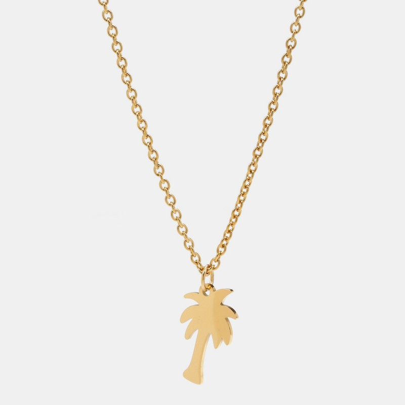 Mumbai Halsband 45cm Guld
