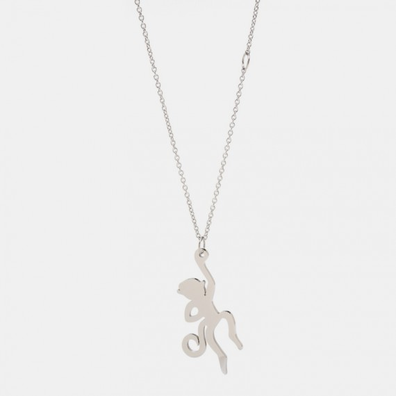 Raipur Halsband 90cm stål