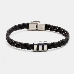 Manwat Armband Svart