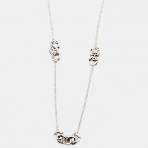 Galahar Halsband Silver