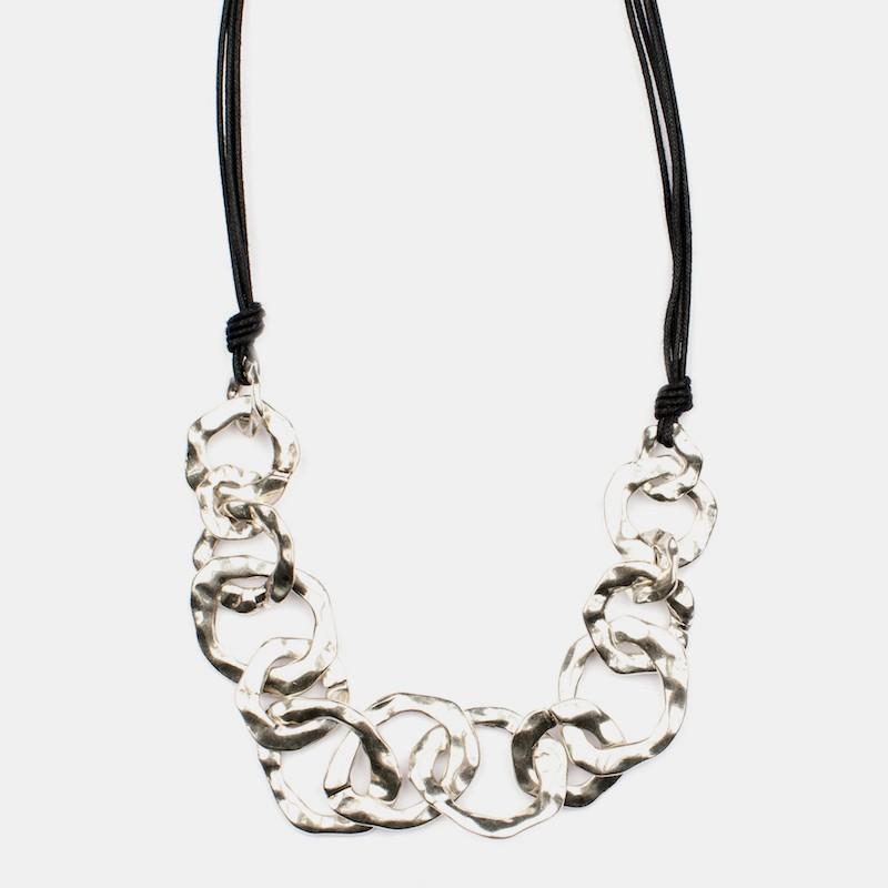 Jabalpur Halsband Silver