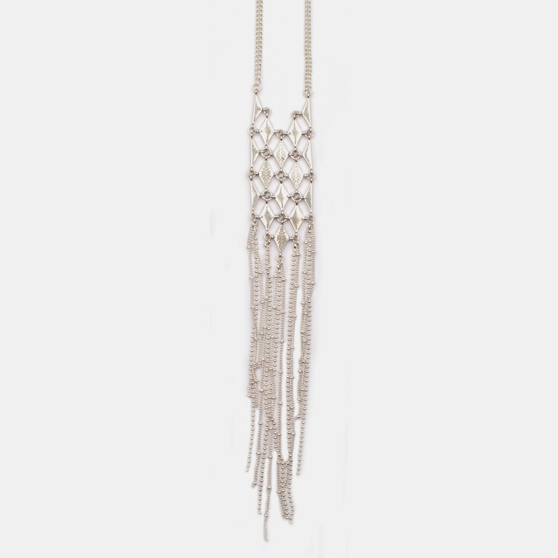Panaji Halsband Silver