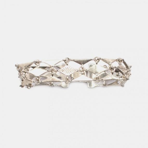 Panaji Armband Silver