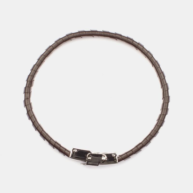 Jais Armband Brun