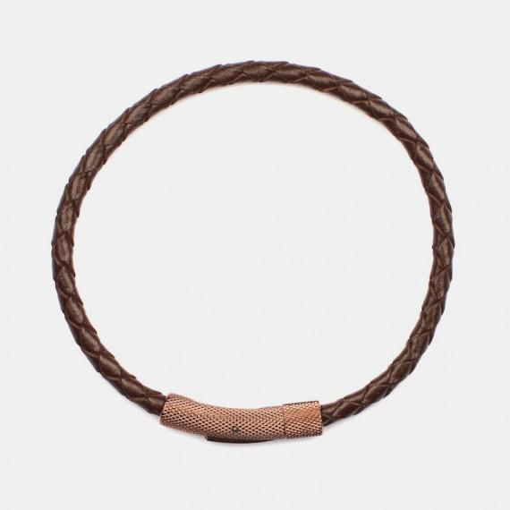 Marbella Armband Brun