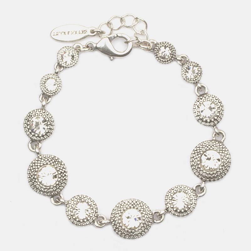 Sparkle Armband Silver