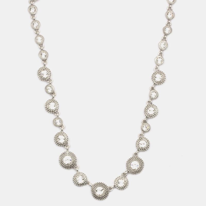 Sparkle Halsband Silver
