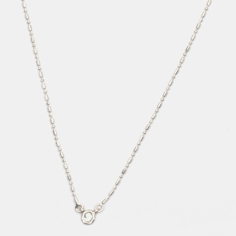 Tiny Halsband Silver
