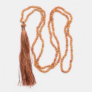 Ujjayi Halsband Orange