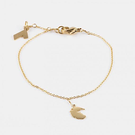 Pangea Armband Guld