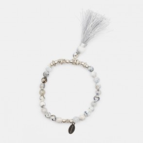 Yoga armband grå