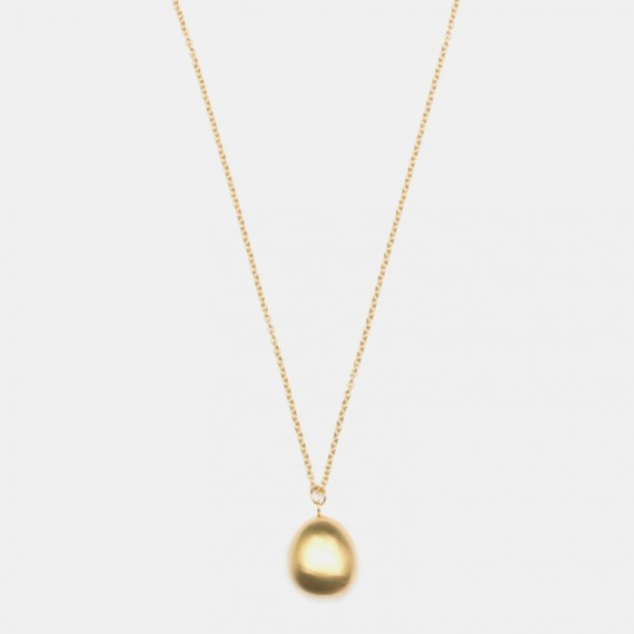 Dripp halsband guld