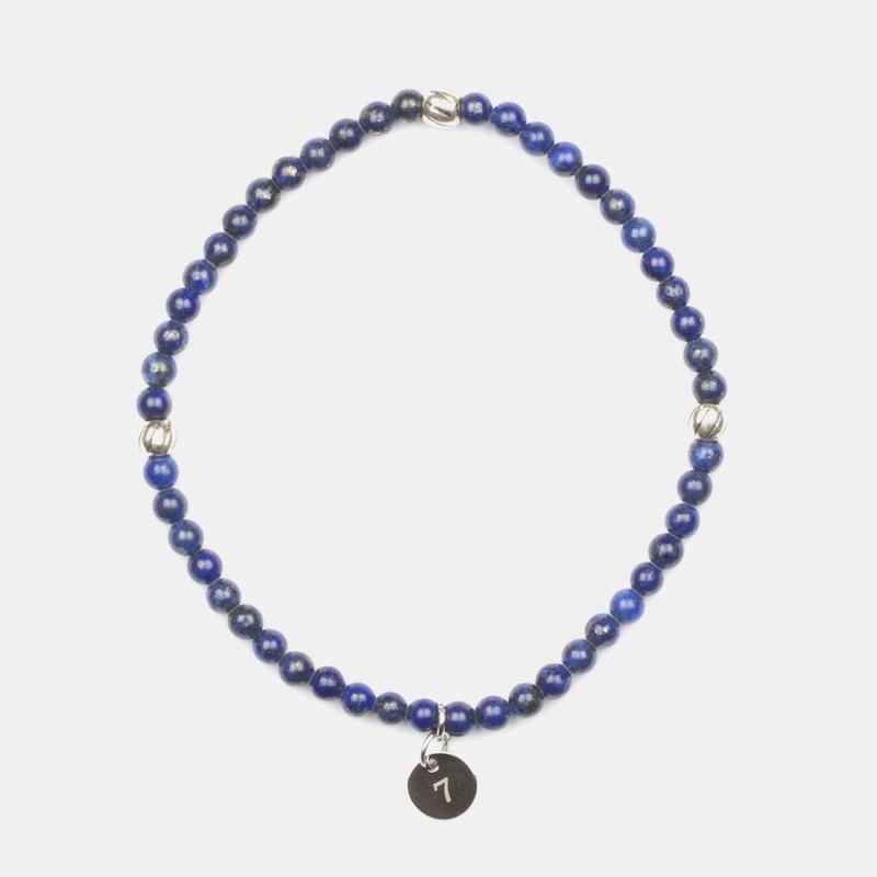 Pretoria Armband Blå