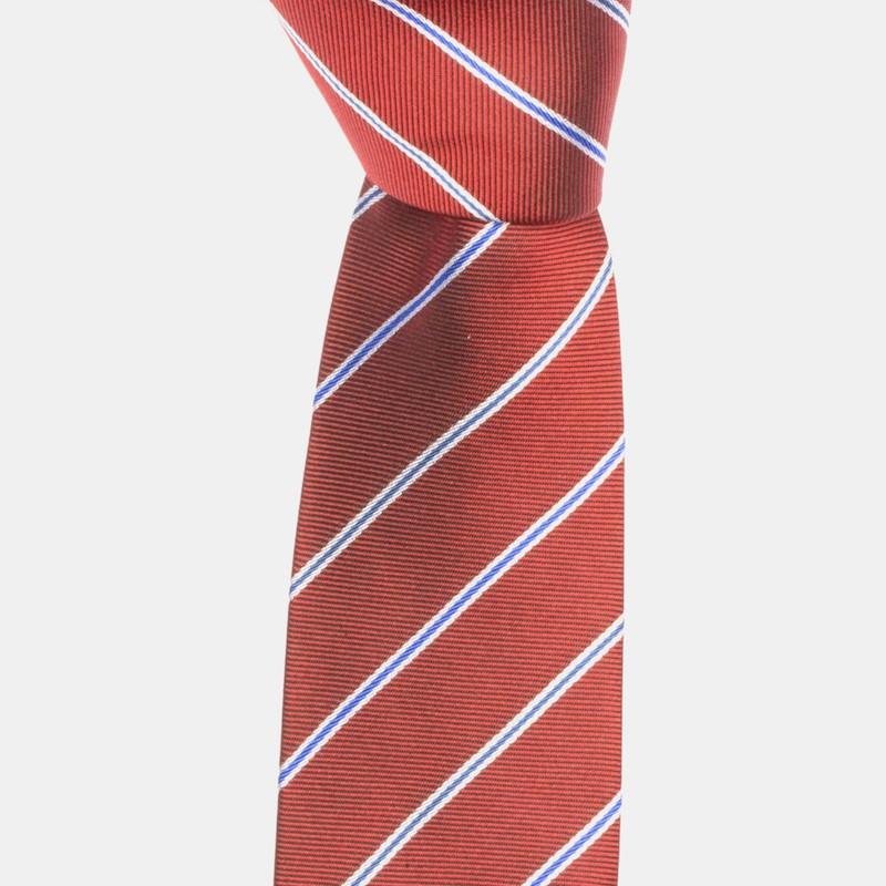 Västervik slips röd