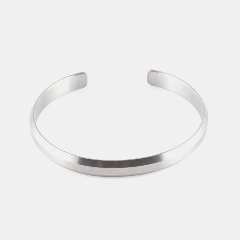 Edgy Armband Stål