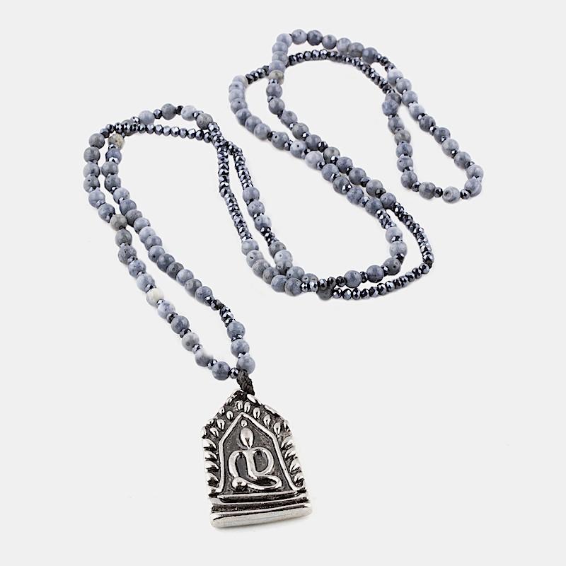 Yogi Halsband Blå