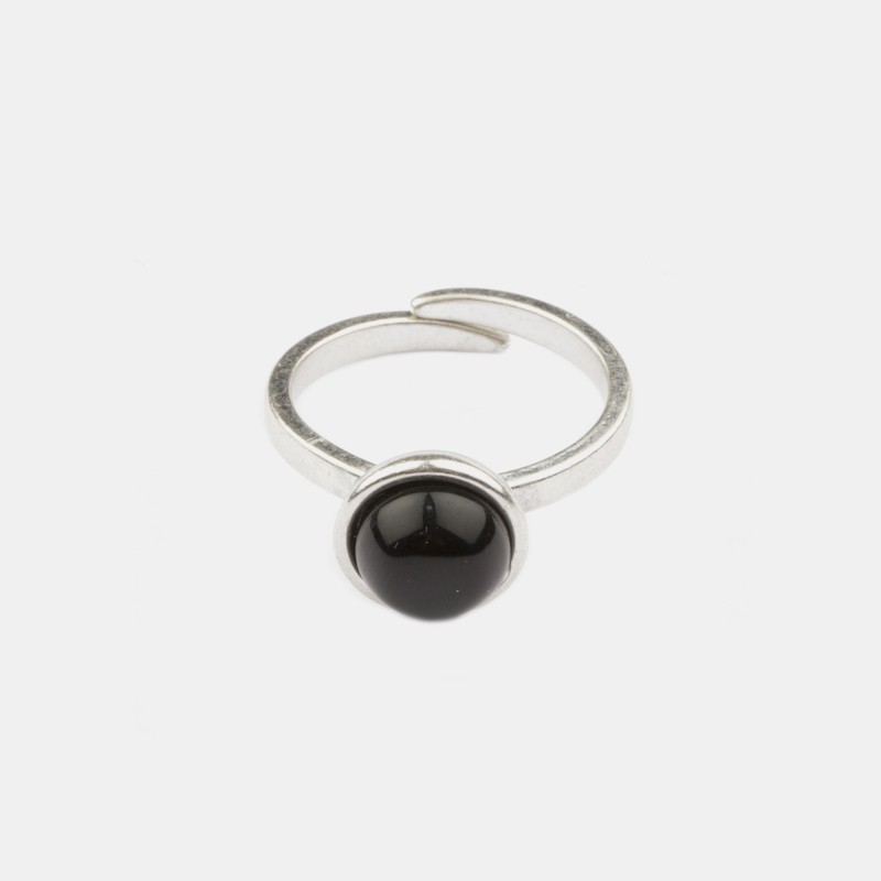 The Ball Ring Silver