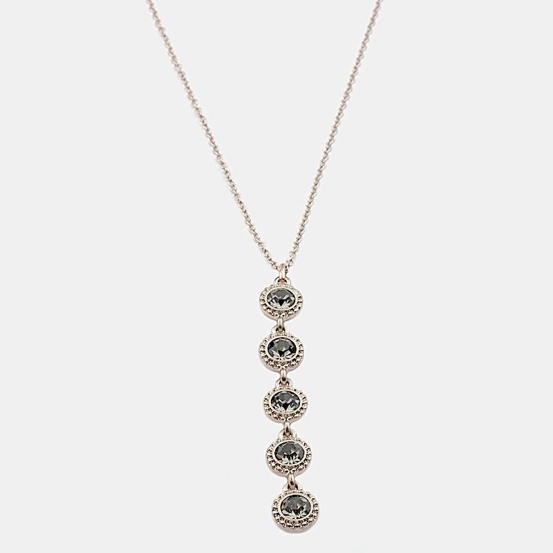 Glam Halsband 42cm Bronze