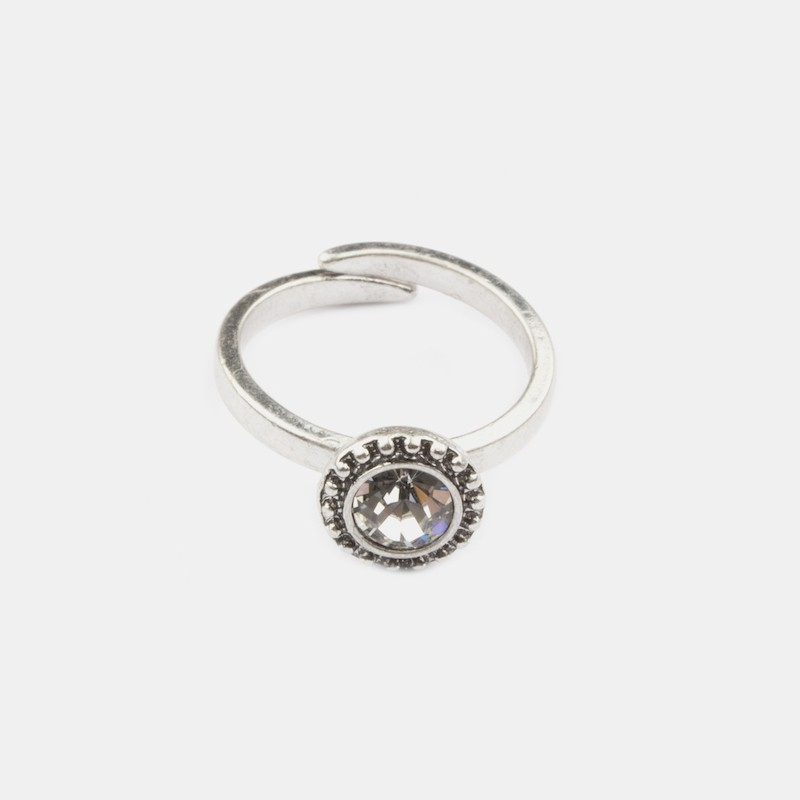 Glam Ring Silver
