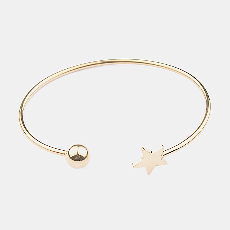 Star Armband Guld