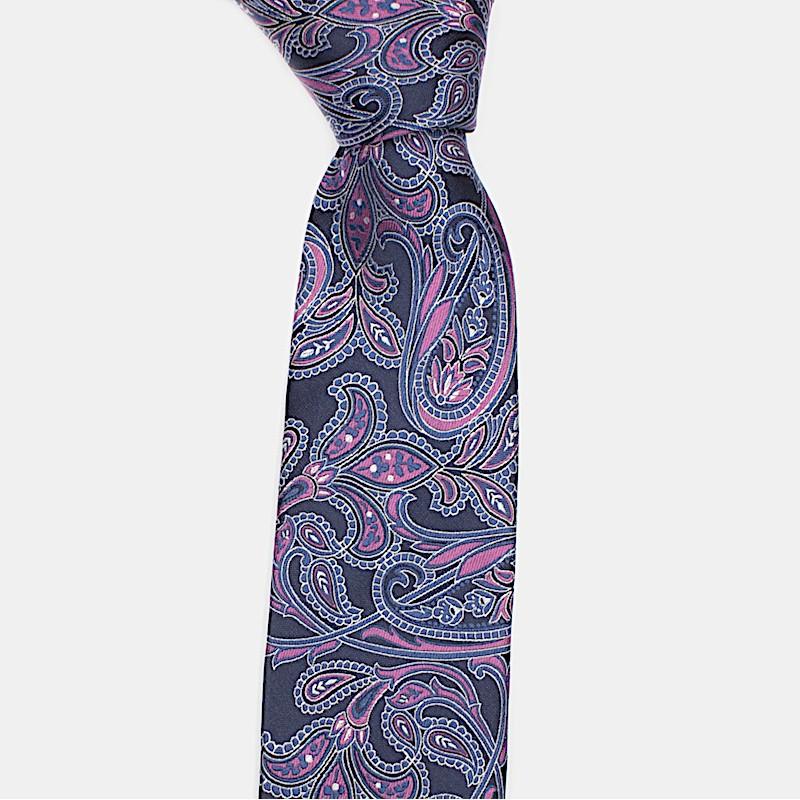 Mellanfjärden slips rosa