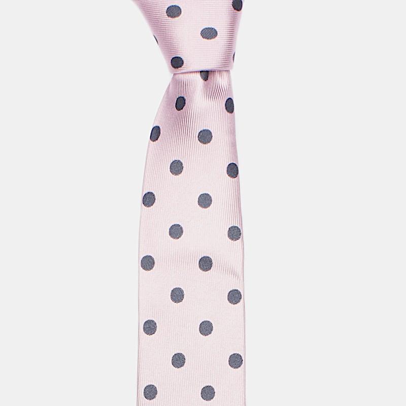 Fjällbacka slips rosa