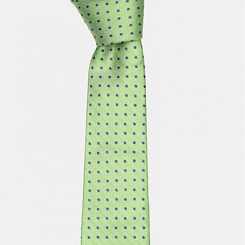 Skärblacka slips grön