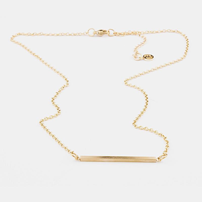 Venice Halsband 45cm Guld
