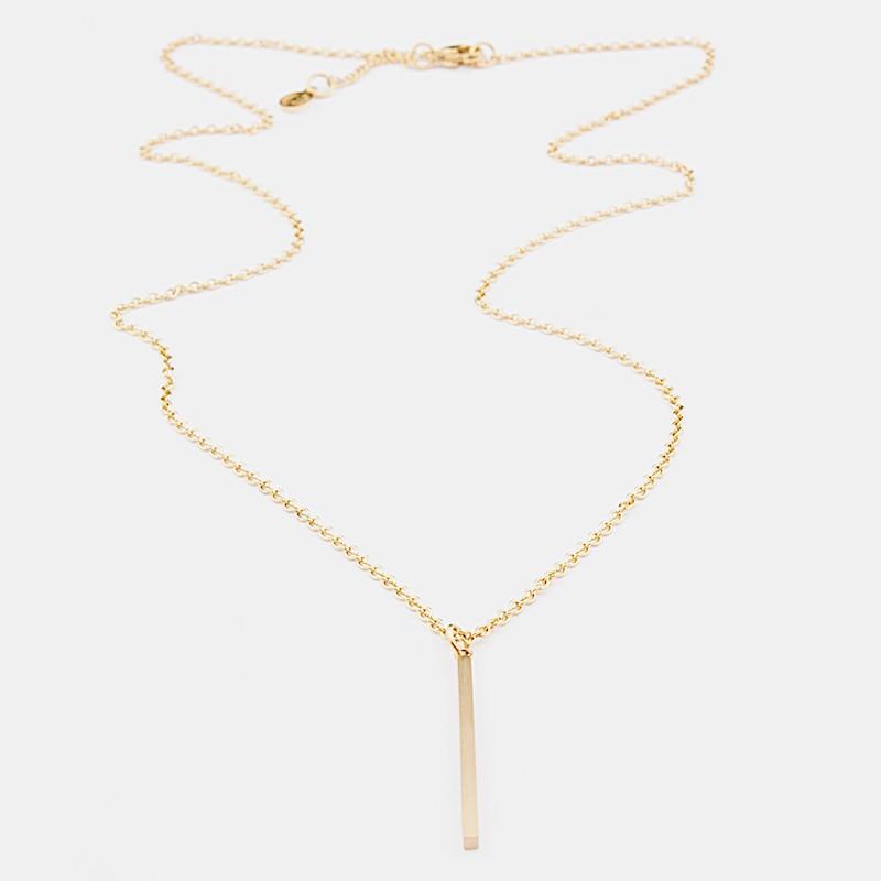 Venice Halsband 60cm Guld