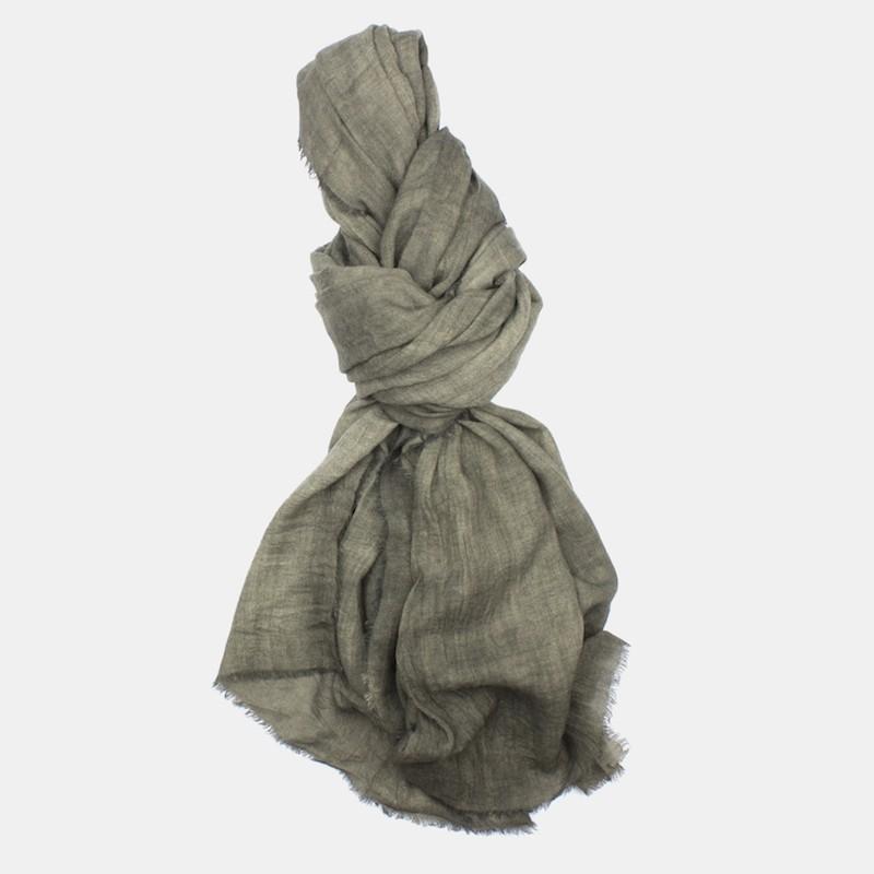 Goya Sjal Grön