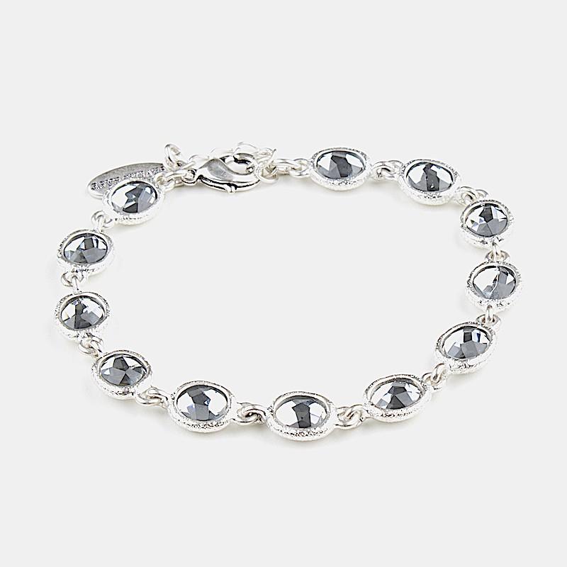 Romance Armband Silver