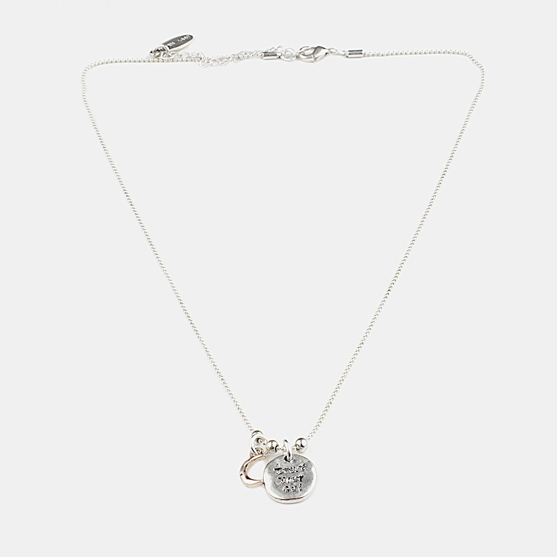 Moonshine Halsband 60cm Brons