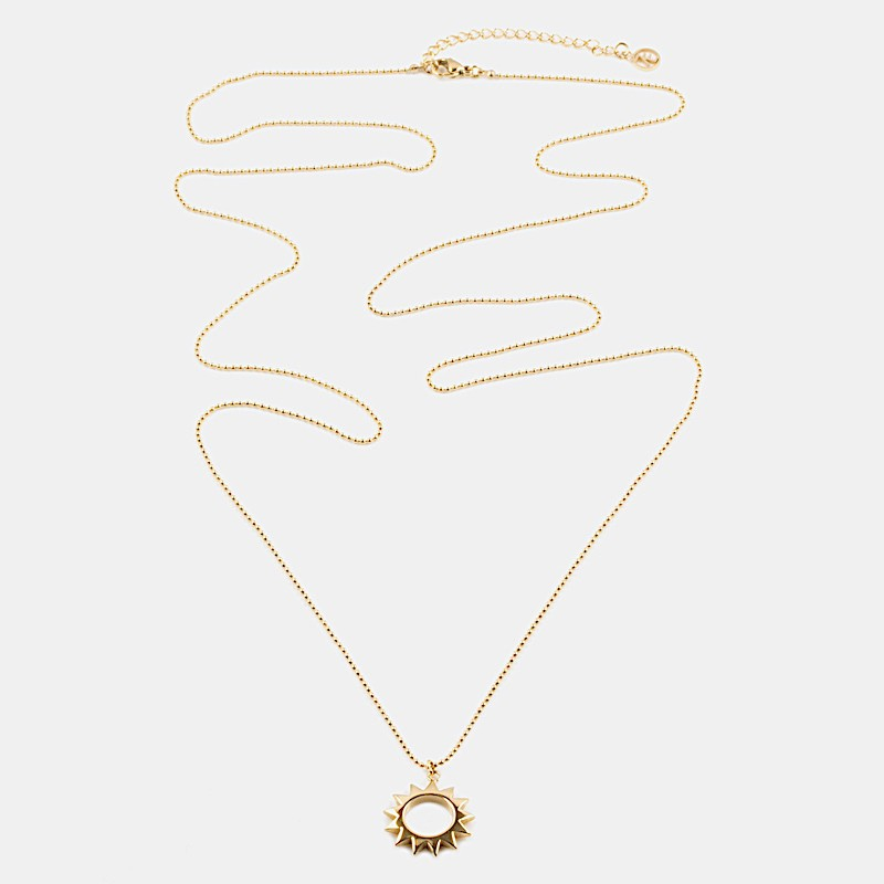 Yang Halsband 90cm Gold
