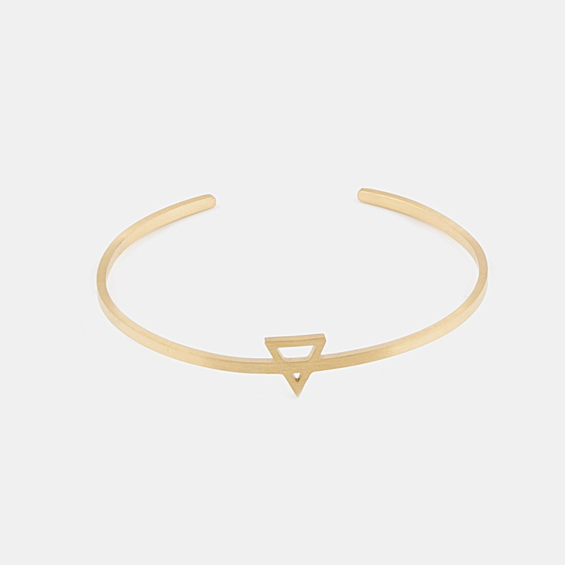 Earth Element Armband Guld